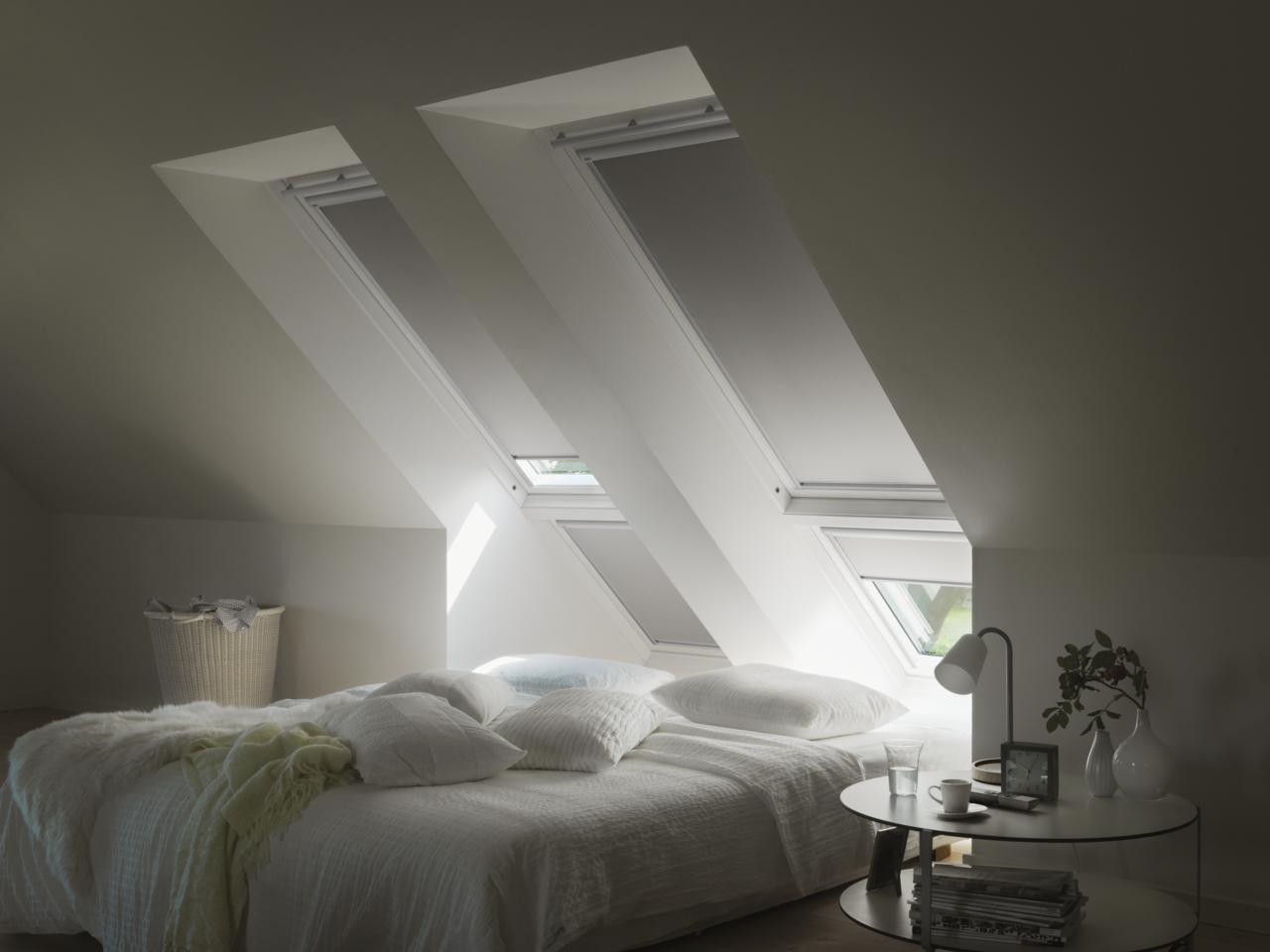 Tende per finestre per tetti e mansarde come oscurare le - Adesivi oscuranti per finestre ...