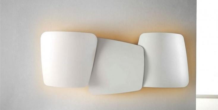 Termoarredo di design: radiatori decorativi per la mansarda