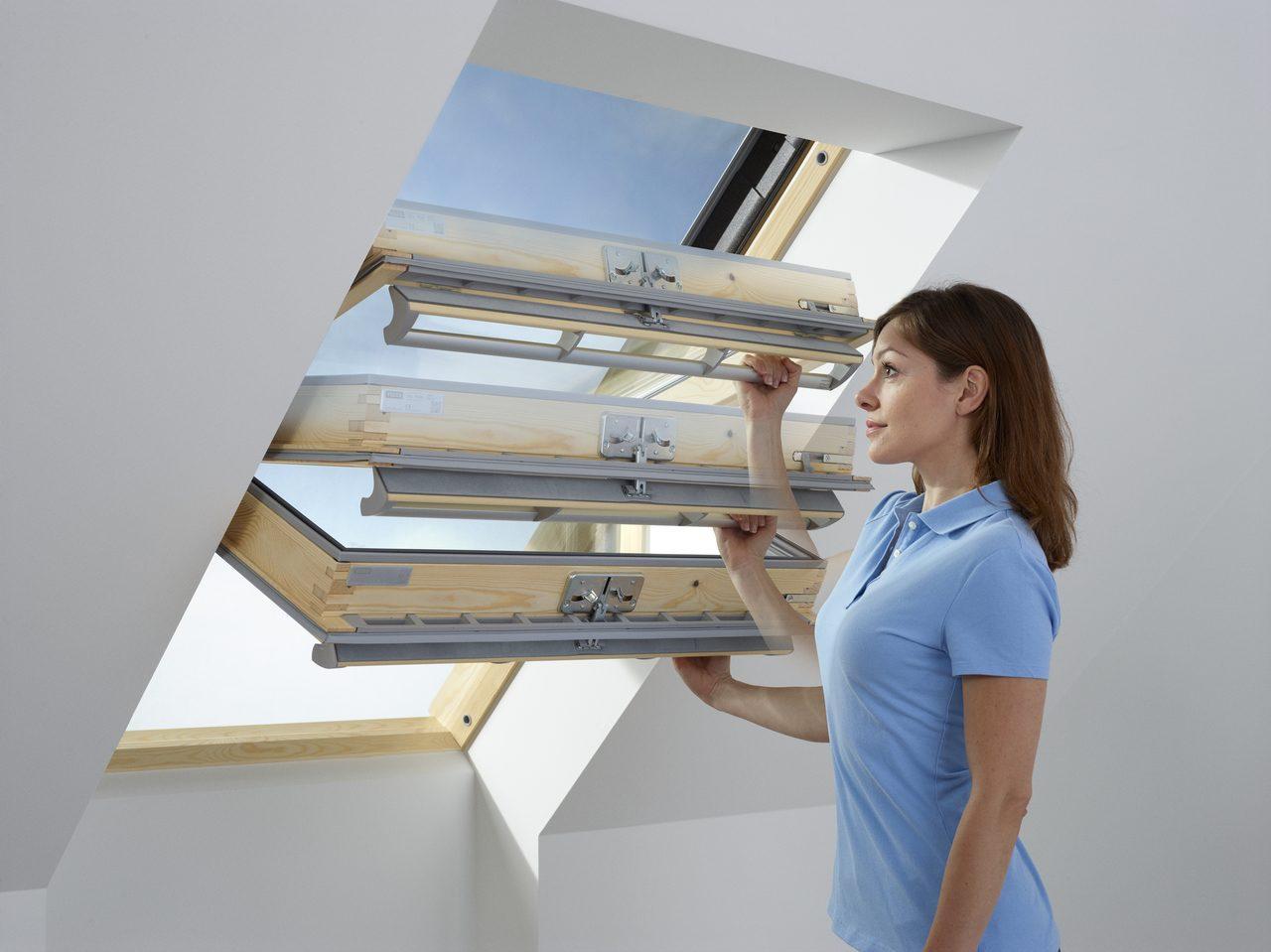 Come fare per fermare la condensa in mansarda - Quanto costa una finestra velux ...