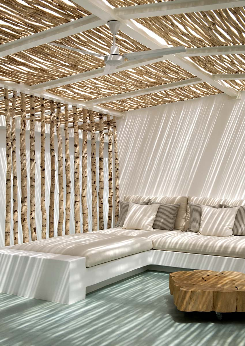 come ripararsi dal sole in terrazza tende pergole e gazebo. Black Bedroom Furniture Sets. Home Design Ideas