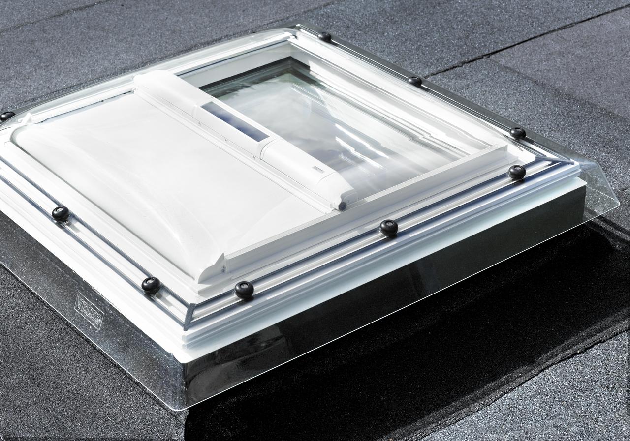 Esiste una finestra per tetti per l 39 uscita sul tetto for Velux antieffrazione