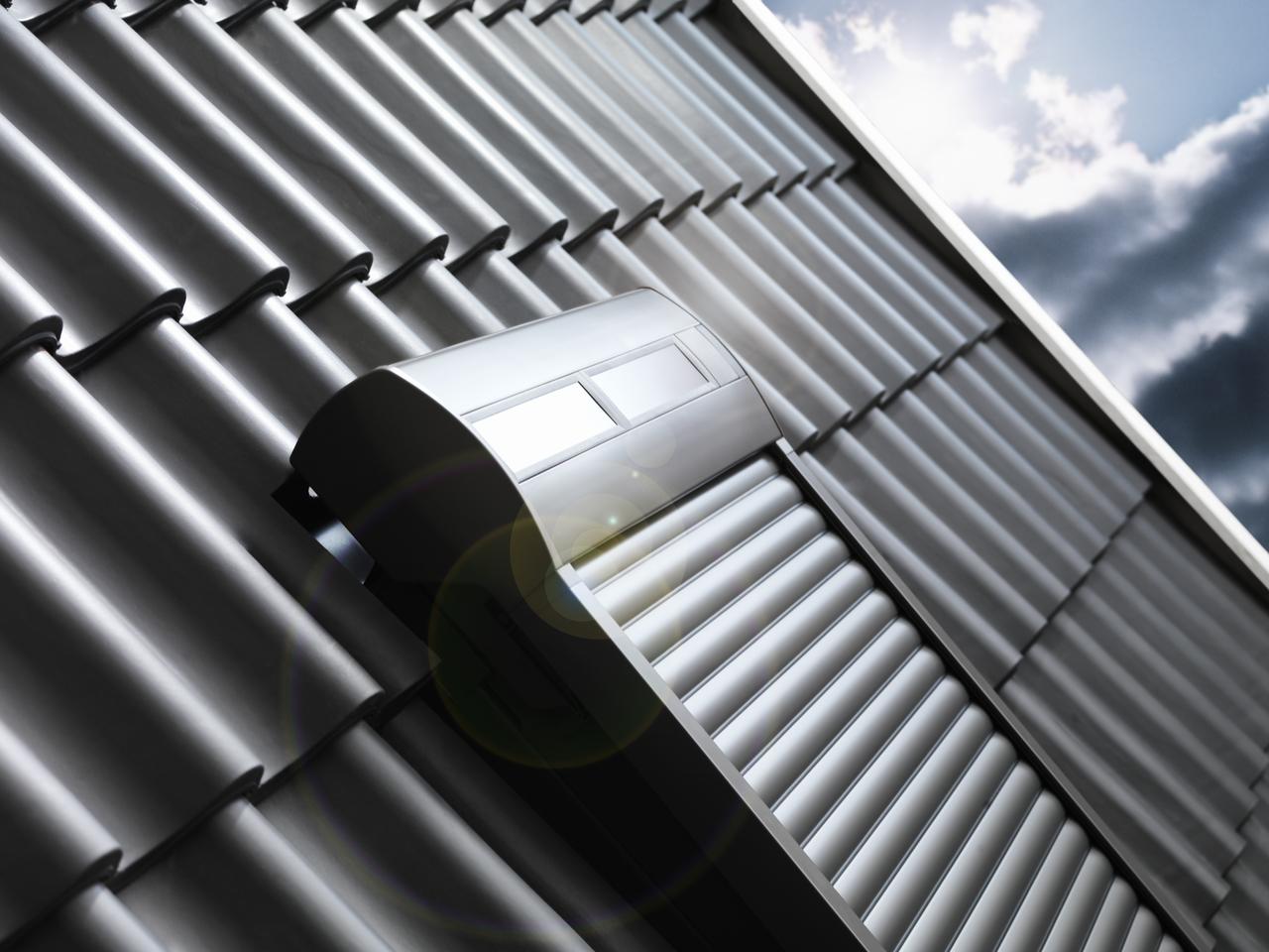 quali prodotti velux funzionano con motore solare. Black Bedroom Furniture Sets. Home Design Ideas