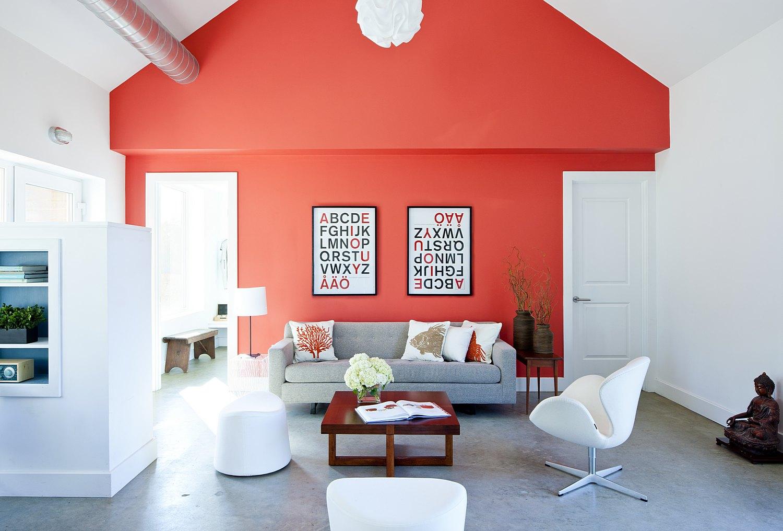 Colori Per Interni Casa Rustica come scegliere i colori giusti per la mansarda - mansarda.it