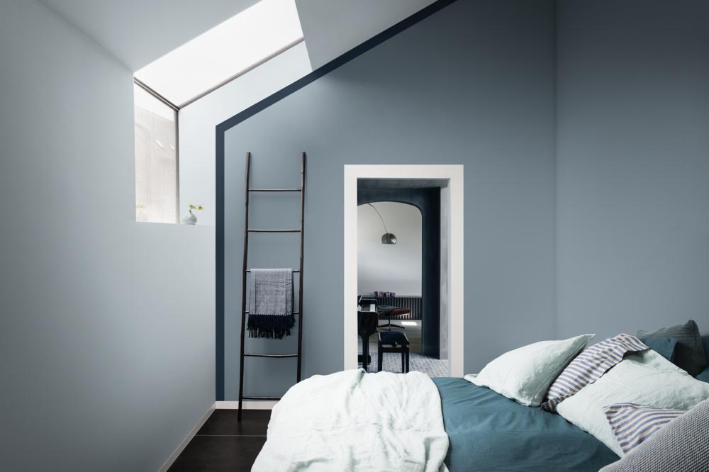 Parete Camera Da Letto Rossa : Pareti azzurre camera da letto with pareti azzurre camera da