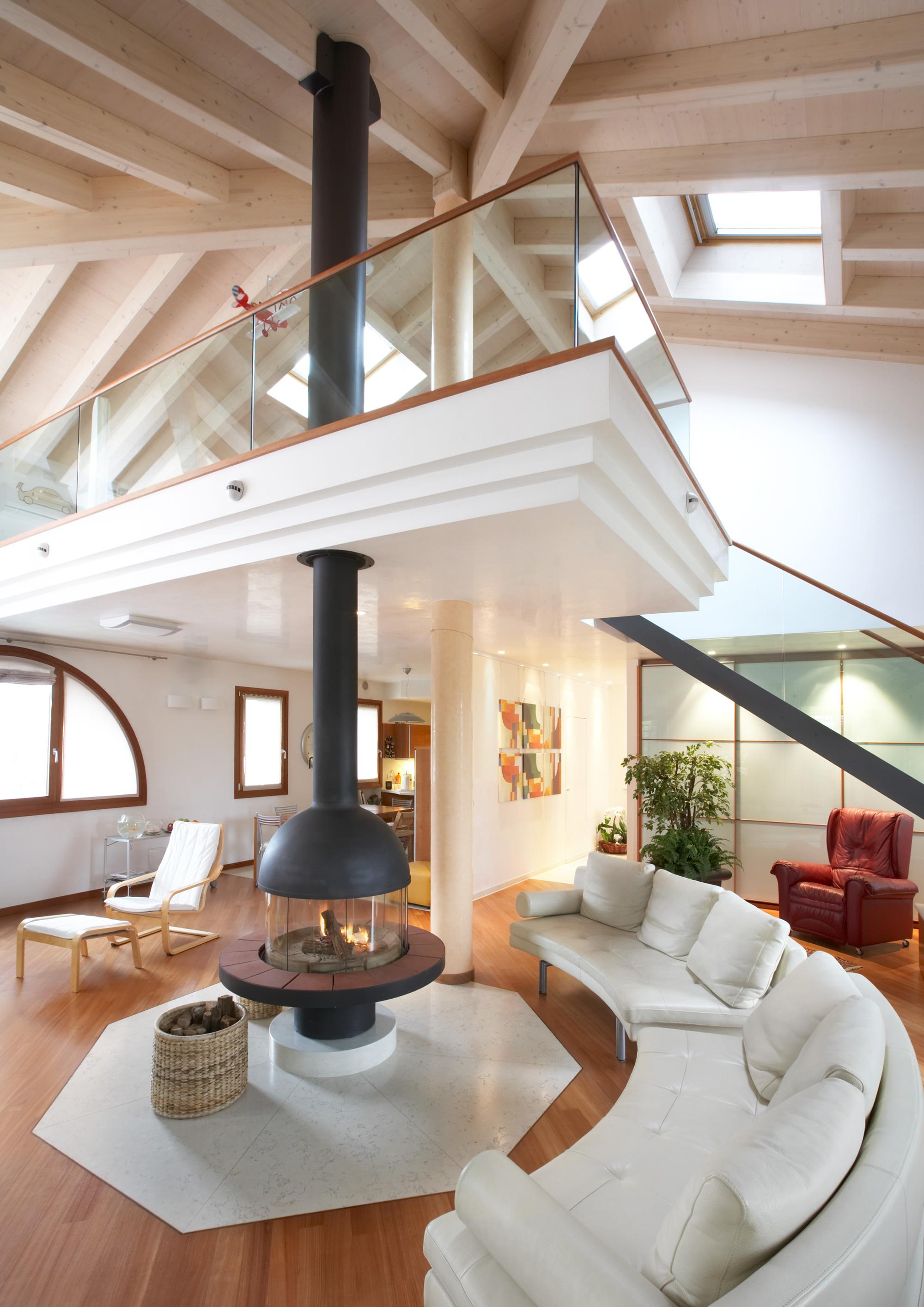 Appartamento mansardato i comfort di un appartamento con for Trovare un costruttore di casa