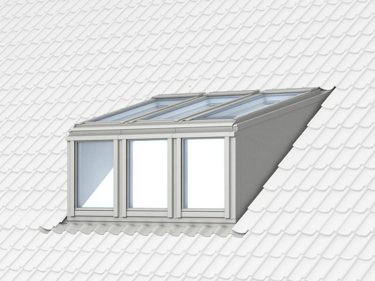 Posizionamento e misure delle finestre per tetti for Finestre tipo velux prezzi