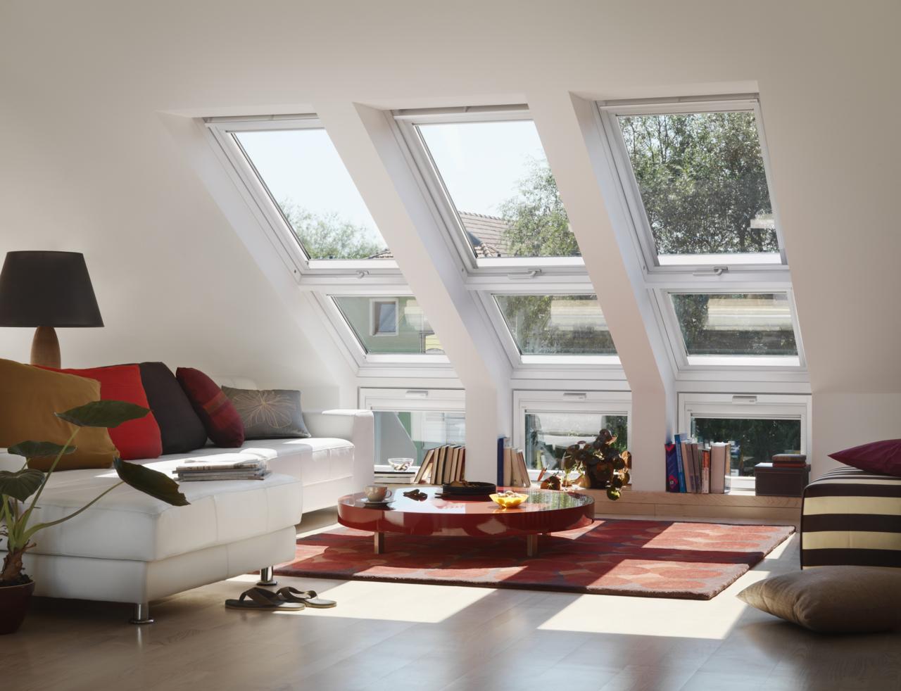 Come scegliere una finestra per tetti - Altezza parapetto finestra ...