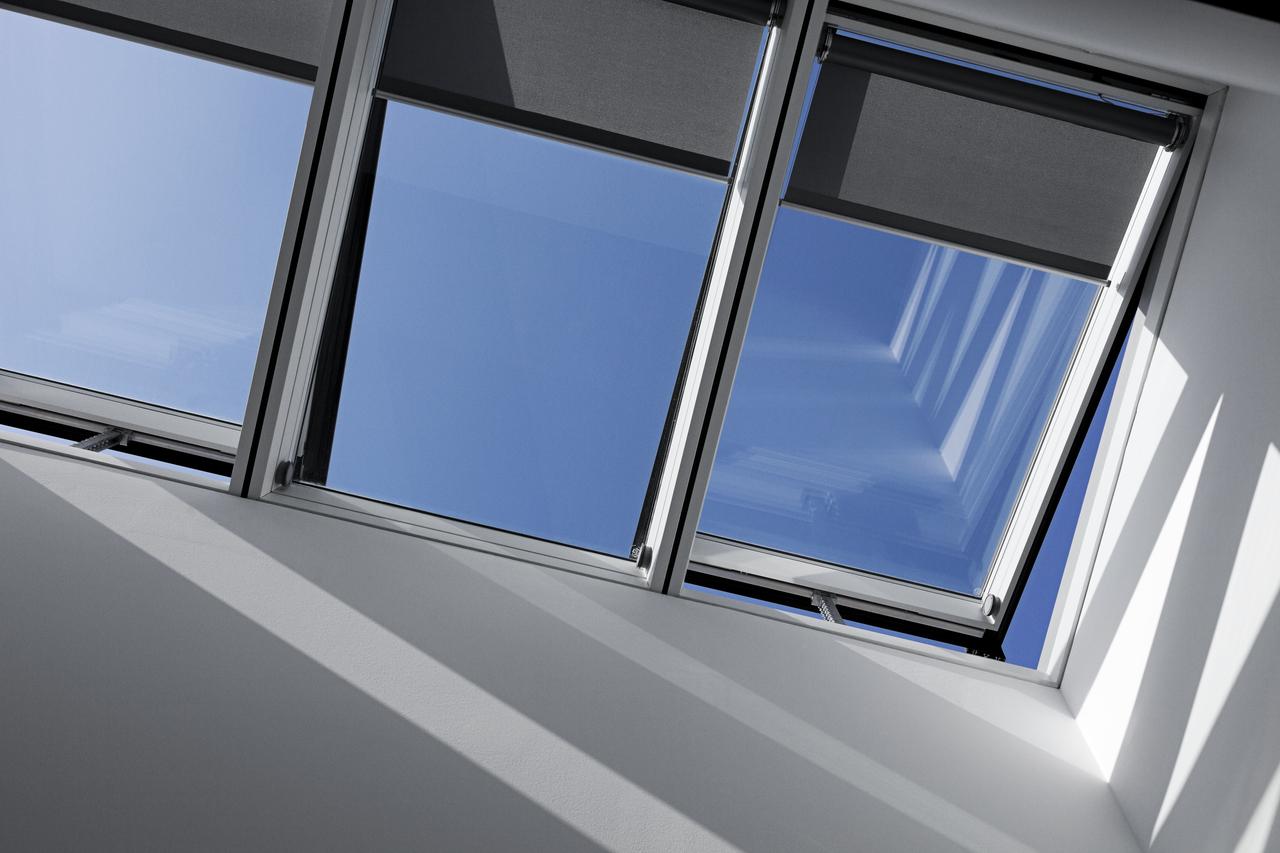 Posizionamento e misure delle finestre per tetti for Finestre velux misure standard