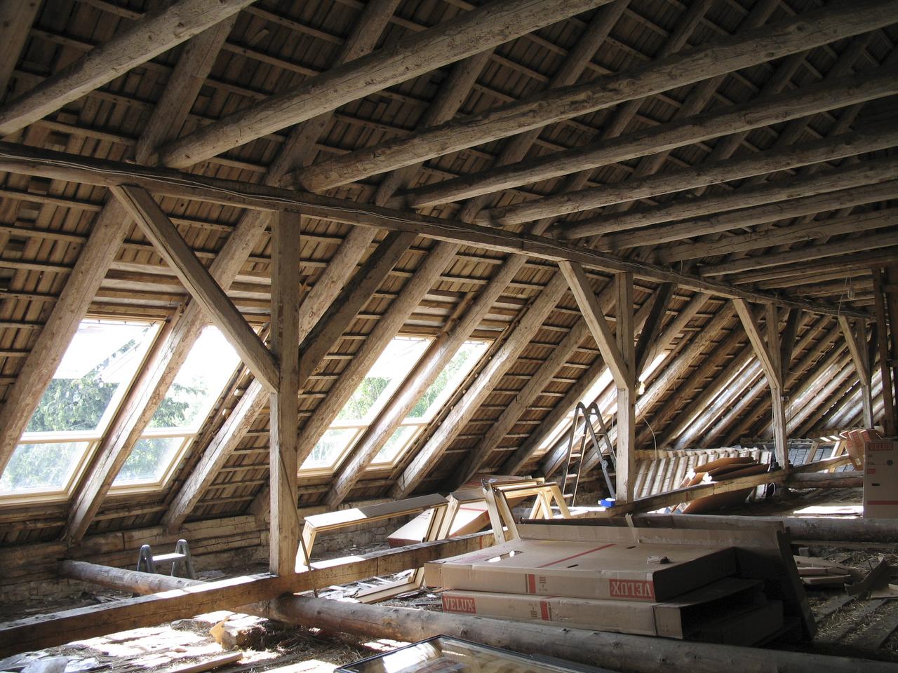 Propriet del sottotetto in caso di condominio - Alzare il tetto di casa ...