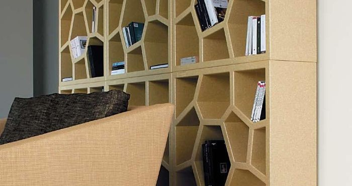 Pareti divisorie per open space casa luce - Separe per interni ...