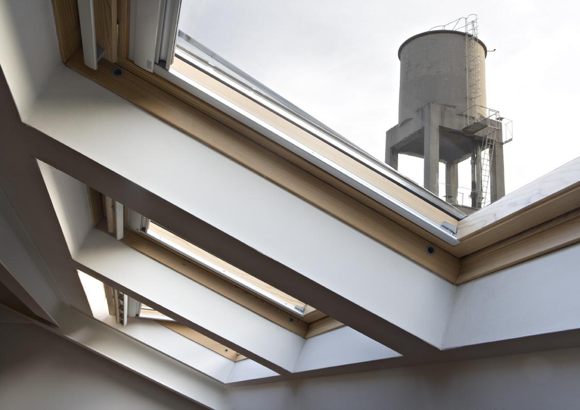 Veduta dal tetto - Altezza minima finestre ...