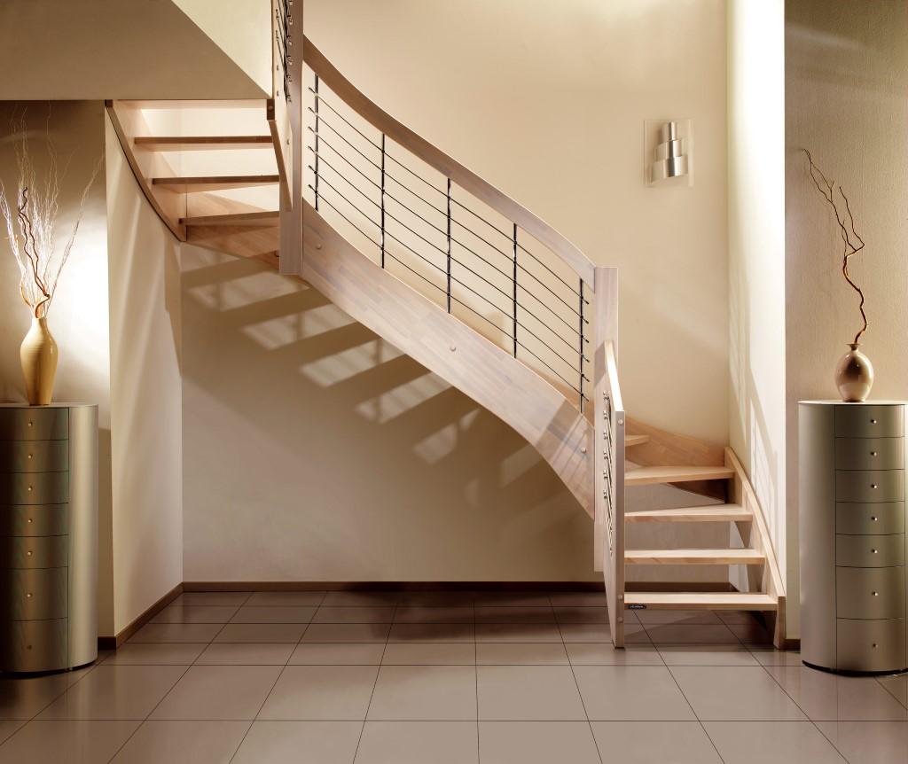 Scale per mansarda ferro e legno dal design moderno - Scale per appartamenti ...