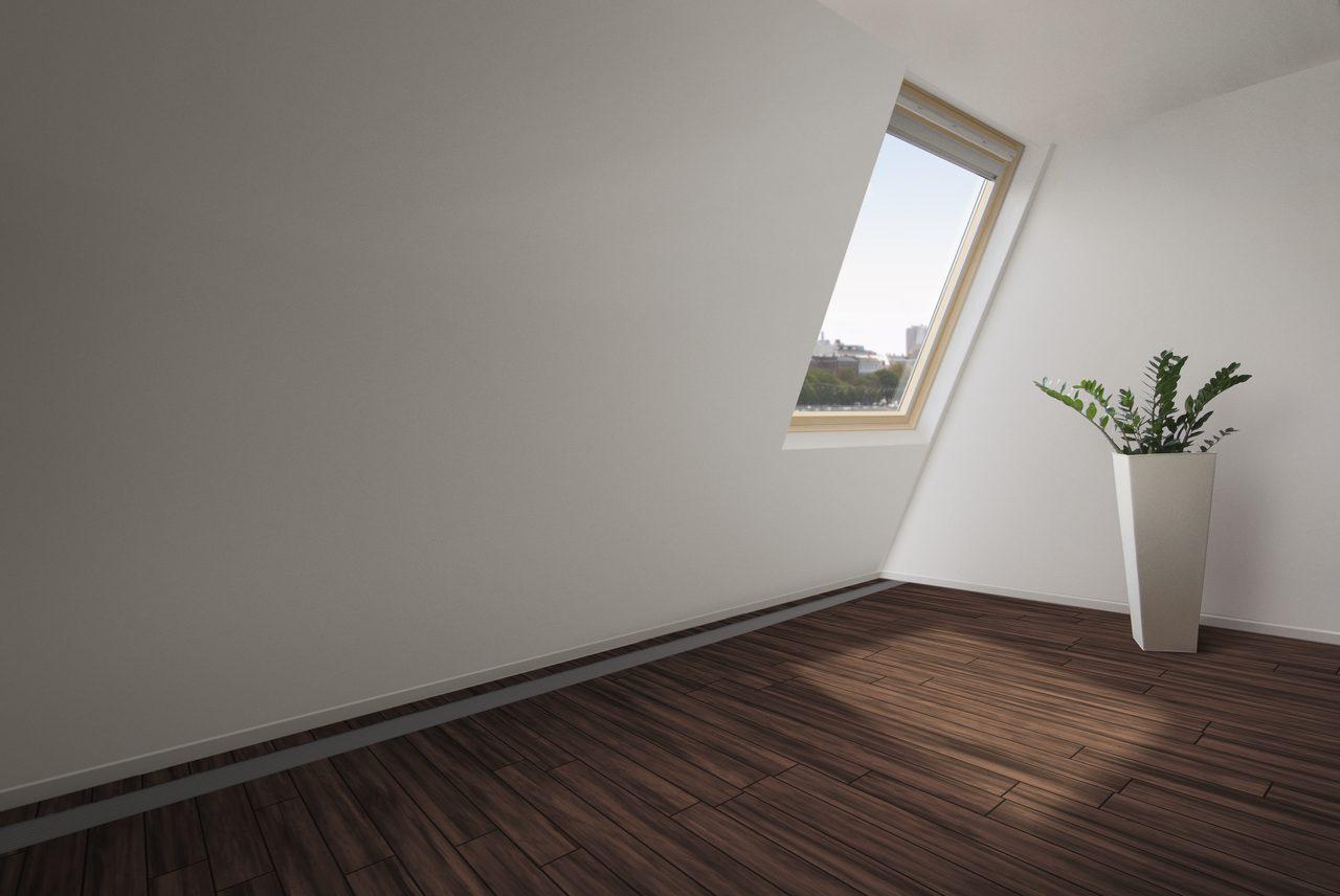 Stanza buia - Quanto costa una finestra velux ...