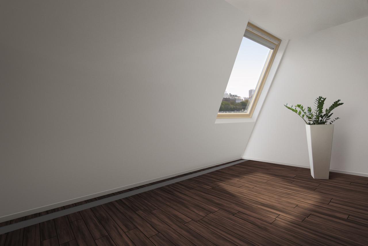 Una nuova finestra in mansarda for Finestra mansarda