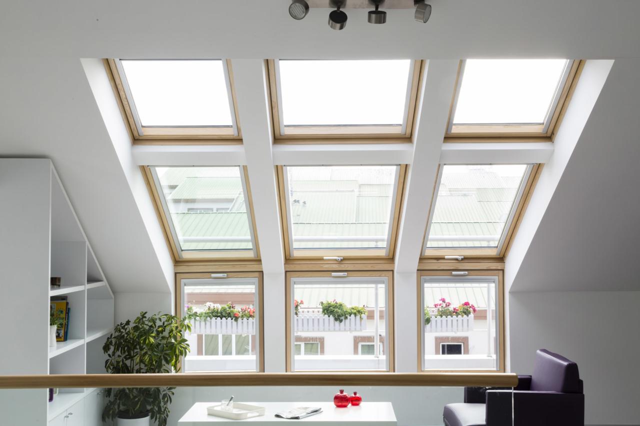 La finestra a energia solare - Quanto costa una finestra velux ...