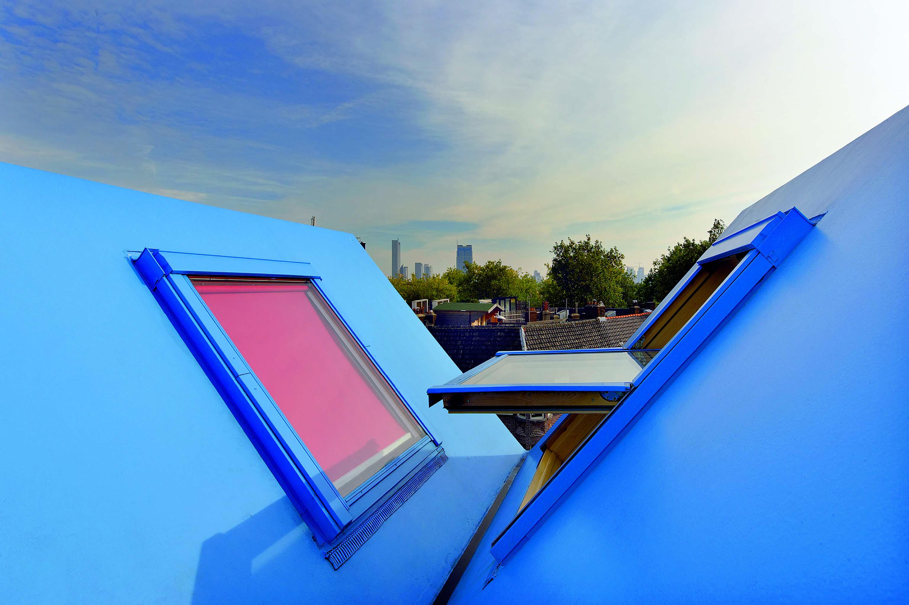 Le finestre sul tetto