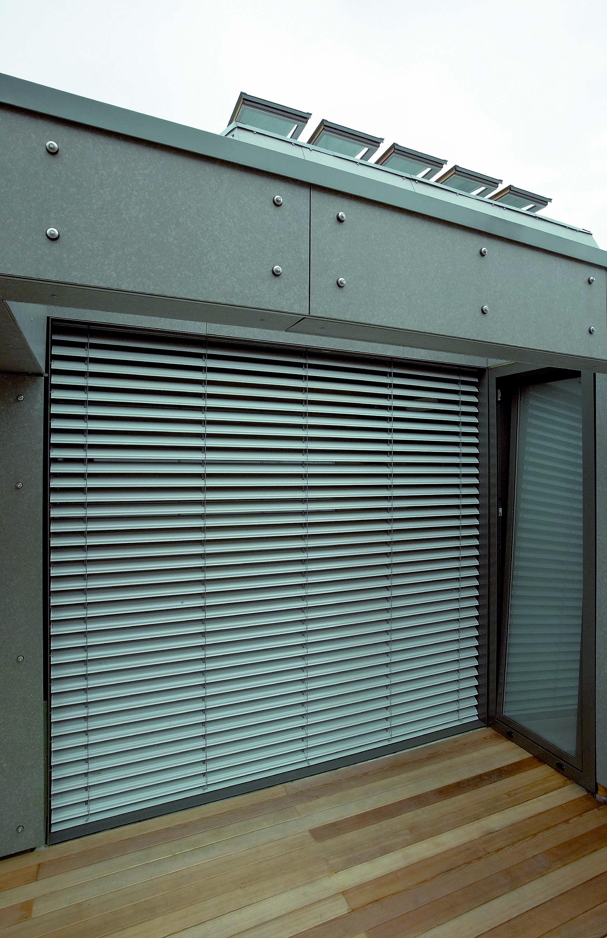Materiali industriali e grandi vetrate