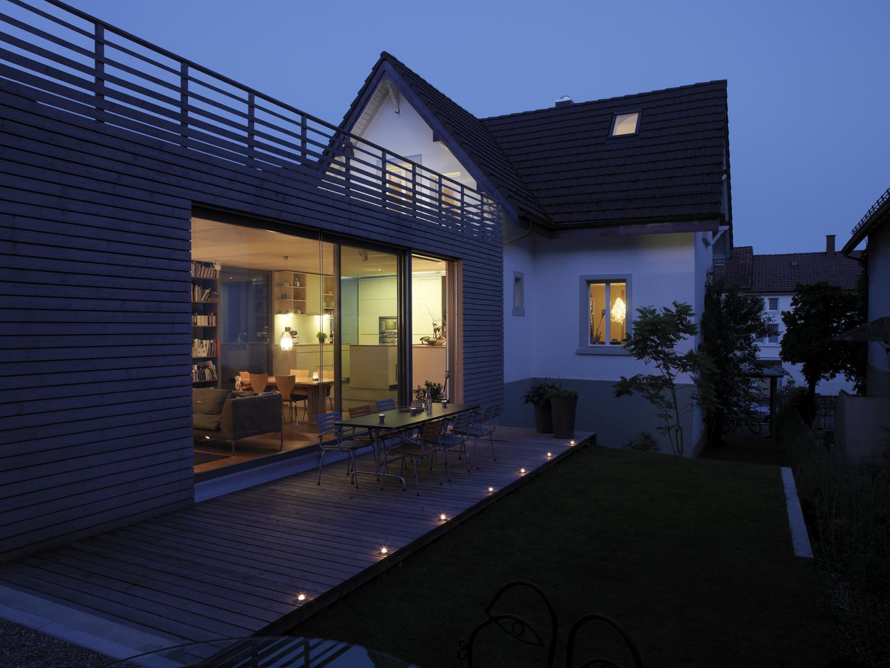 Ampliamento di una casa unifamiliare - Ampliamento casa ...