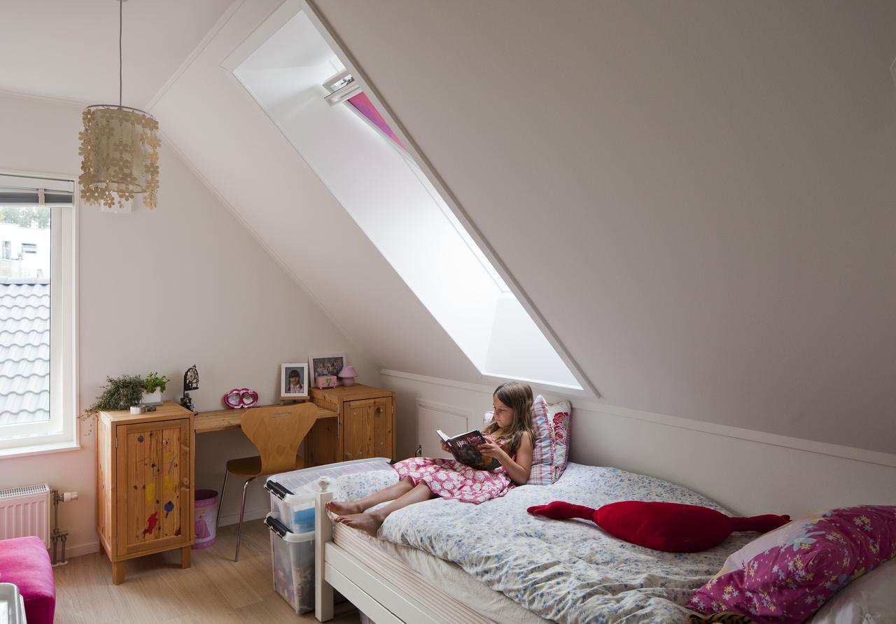 La luce giusta in ogni stanza la zona notte - Illuminazione per camerette bambini ...