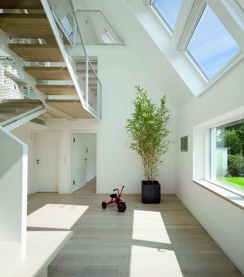 Recupero e ampliamento di una casa colonica for Piani di una casa colonica