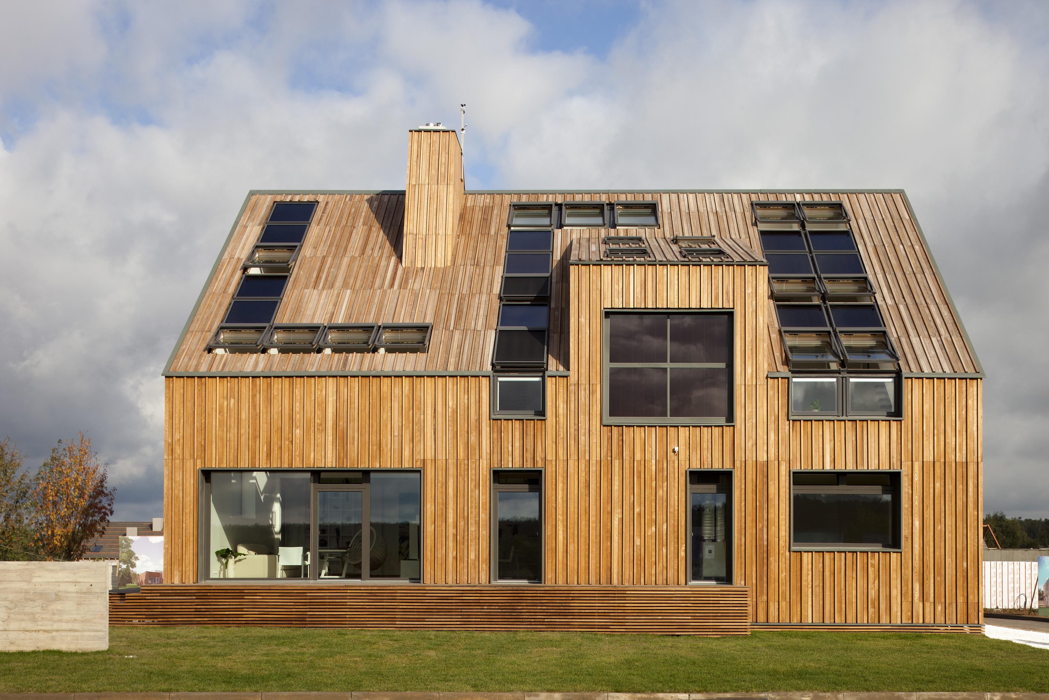 Una casa che risparmia energia for Casa risparmio