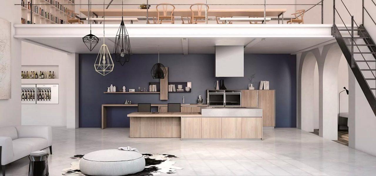 Arredare la mansarda con materiali naturali idee di - Cucine del tongo opinioni ...