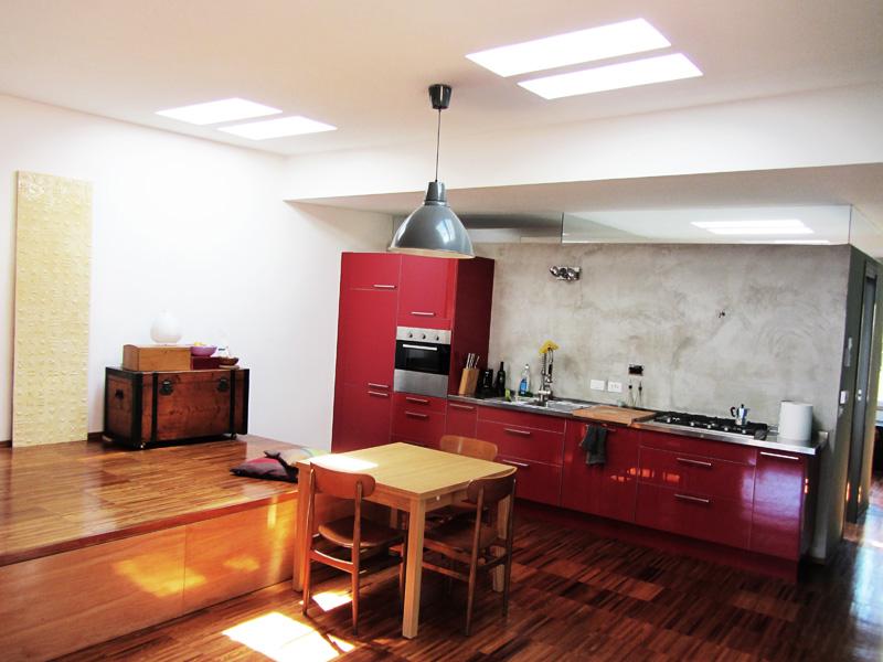 Cambio destinazione da laboratorio a residenziale casa luce for Destinazione casa