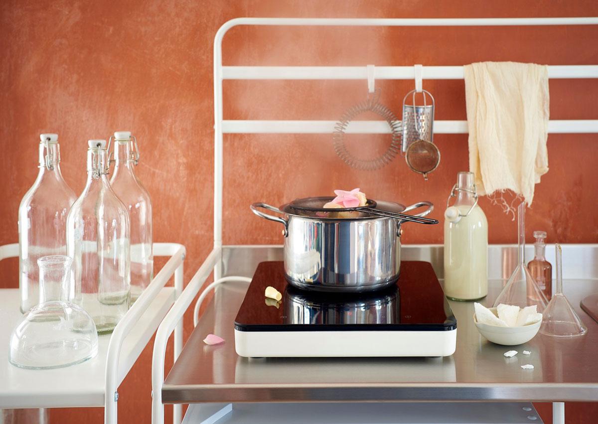 Piccoli elettrodomestici in cucina - Cucina sunnersta ...