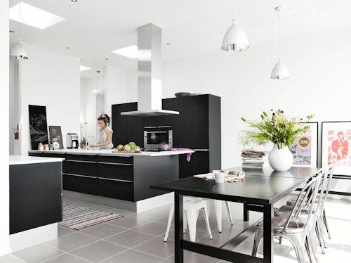 Illuminare la cucina le idee per la scelta delle luci dell
