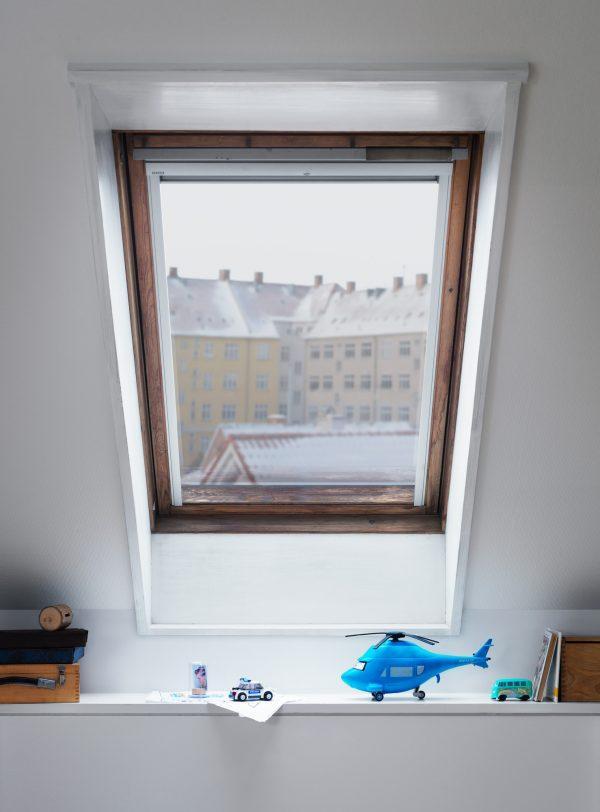 Sostituzione vecchia finestra