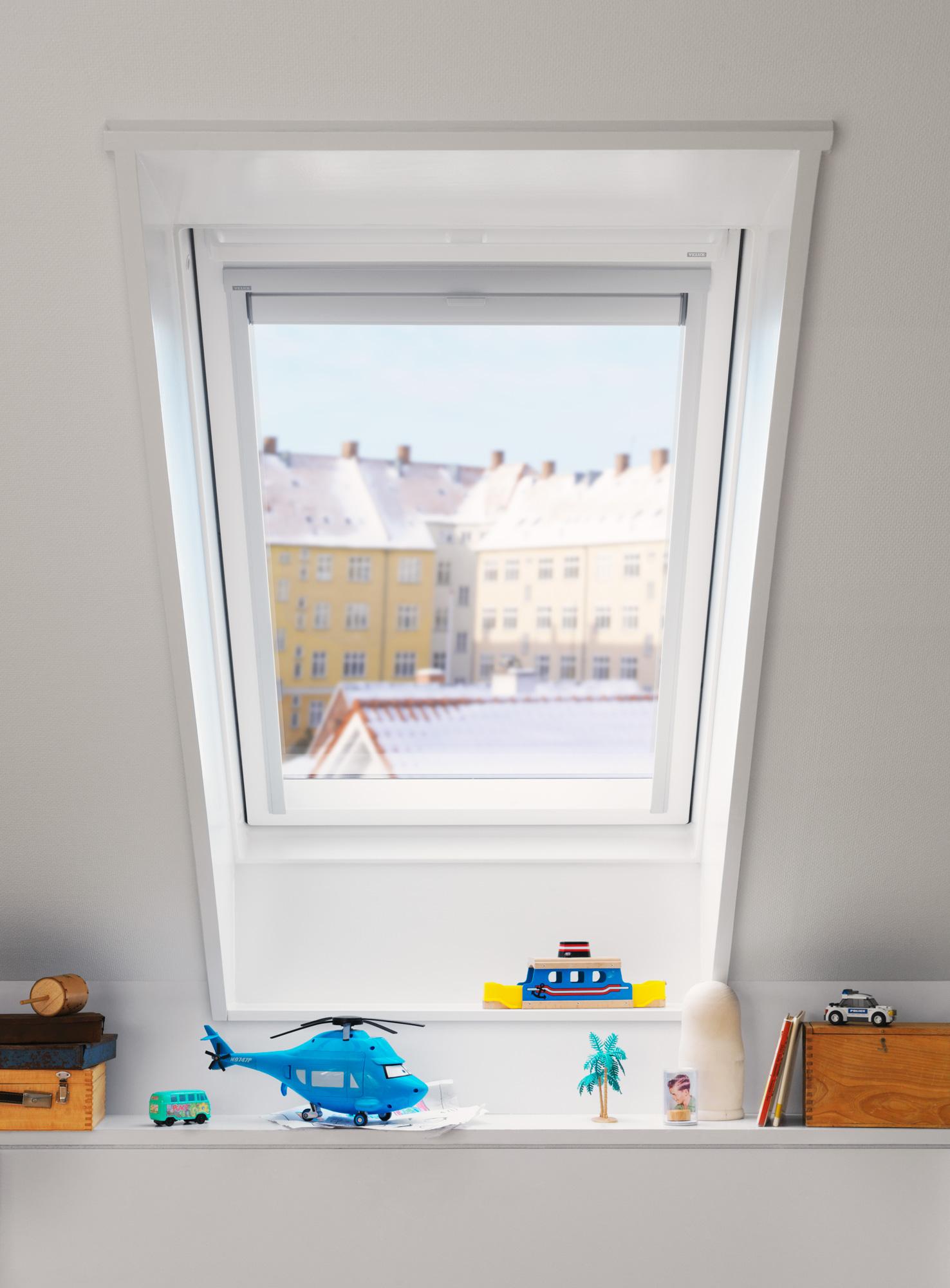 Sostituire una vecchia finestra for Velux installatori