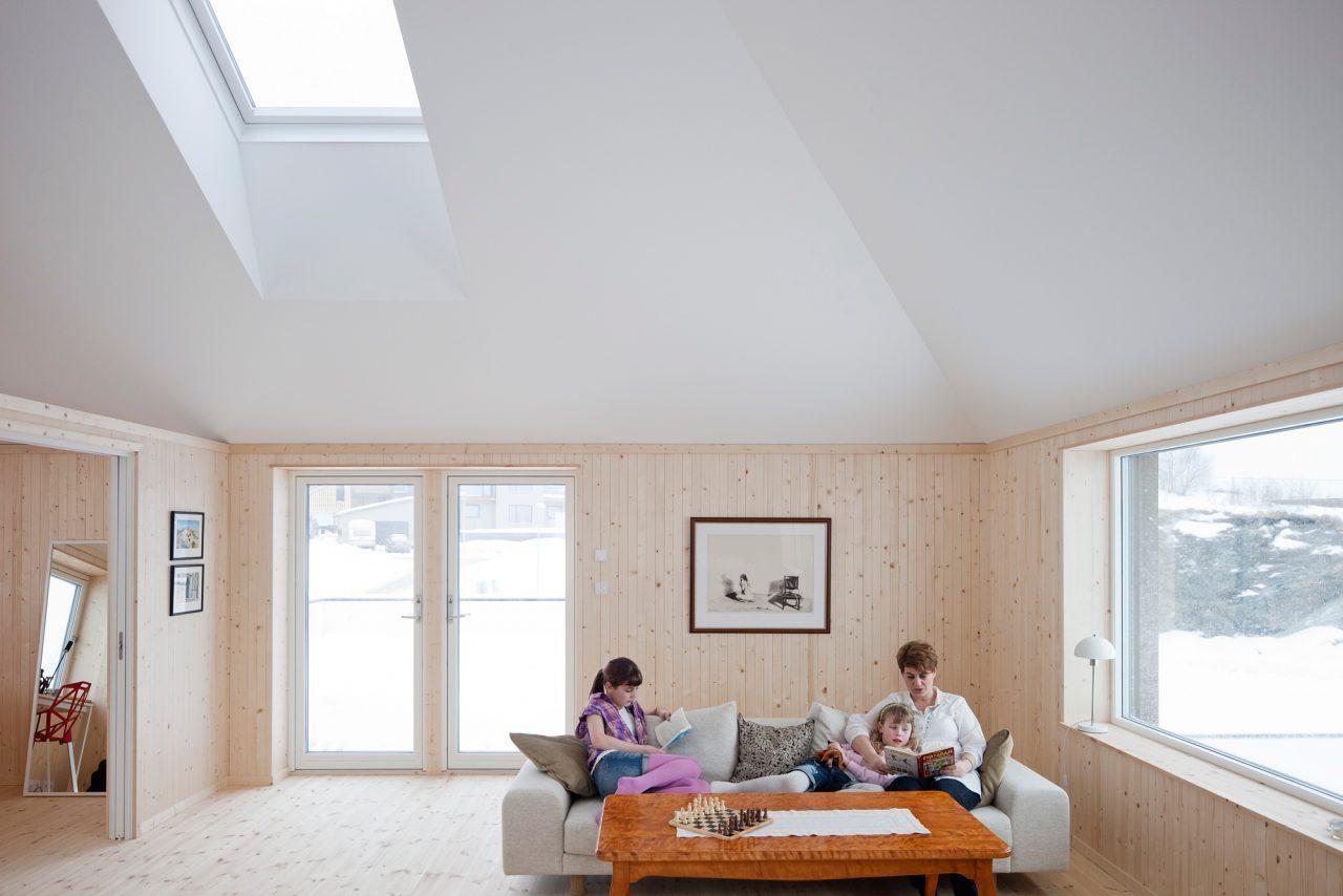 Finestra velux a risparmio energetico - Quanto costa una finestra velux ...