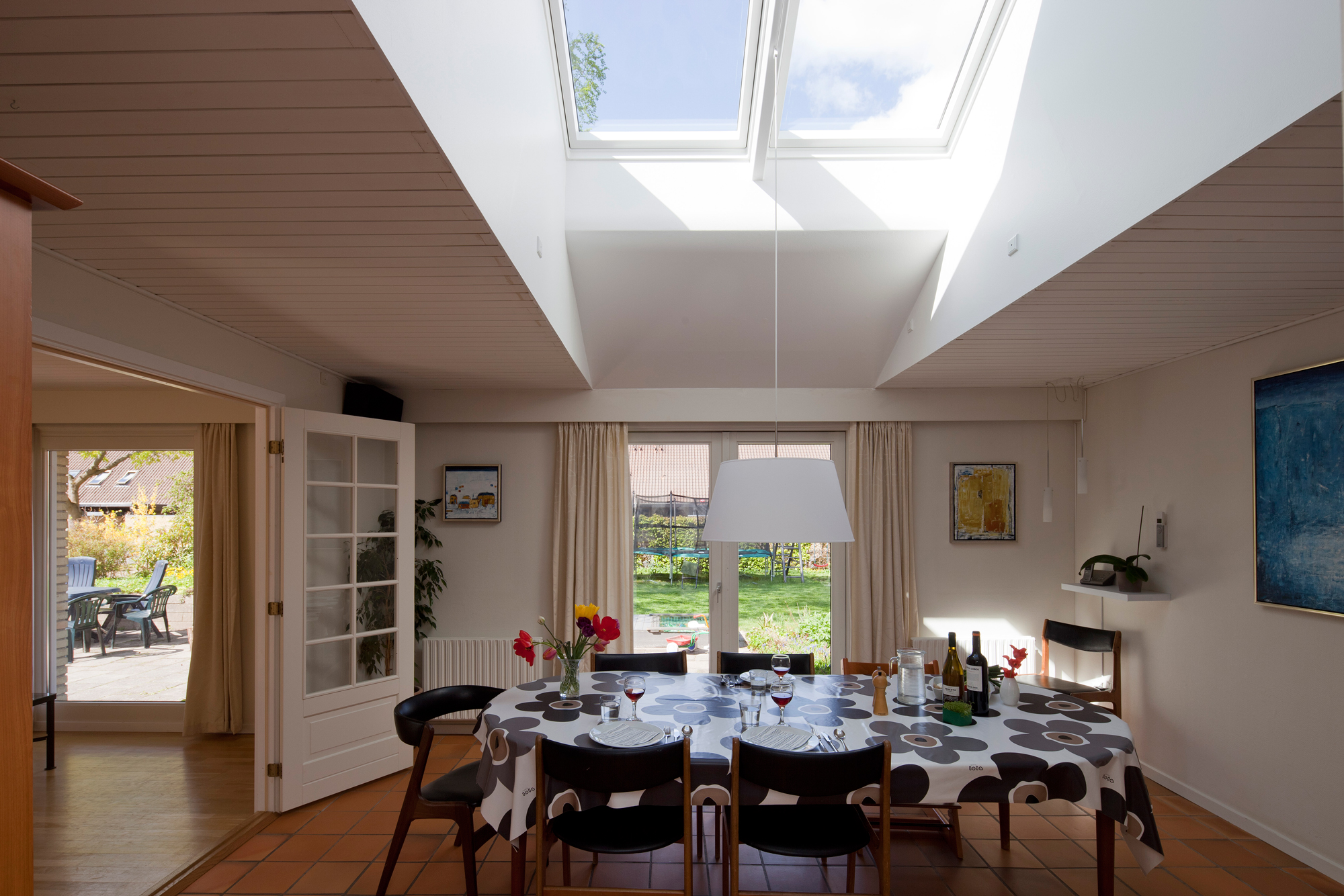 Abitabilit di appartamenti e sottotetti altezza minima e - Chiudere una finestra di casa ...