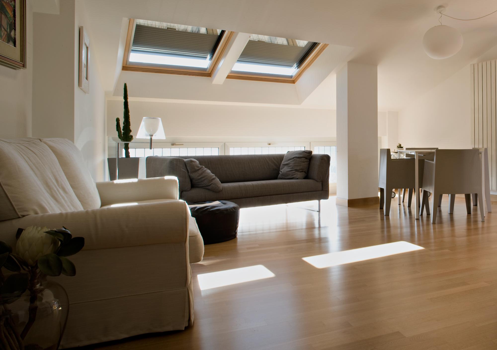 Come scegliere una finestra per tetti for Tapparelle per velux