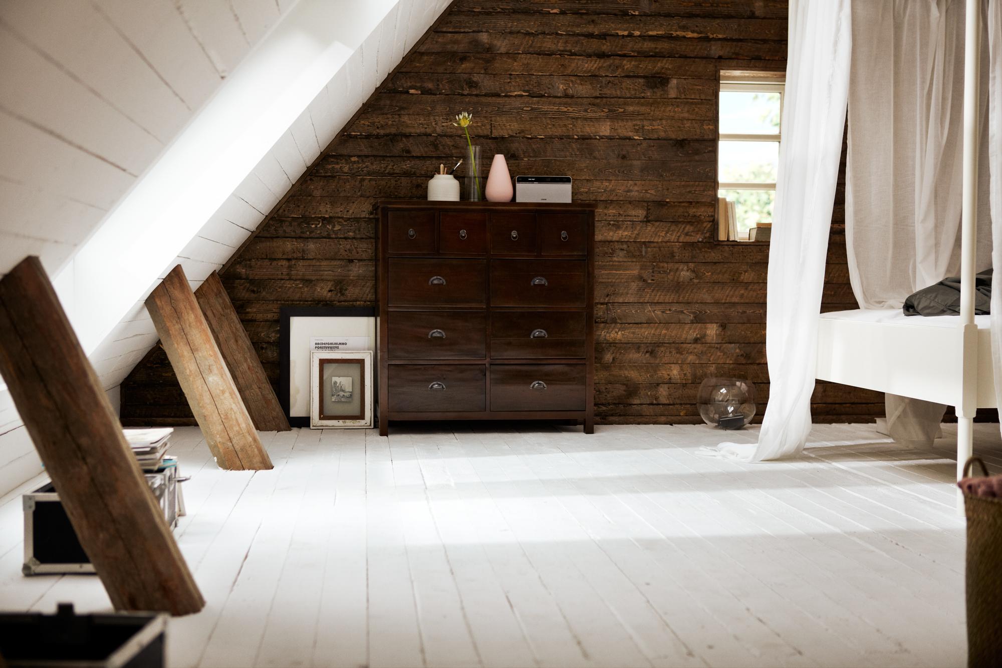 Altezza minima per un sottotetto abitabile casa luce - Arredare sottotetto non abitabile ...