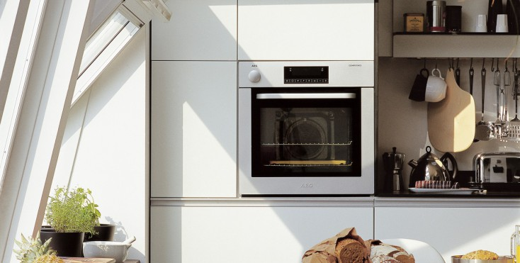 Progettare la cucina in mansarda - Cucine piramide ...