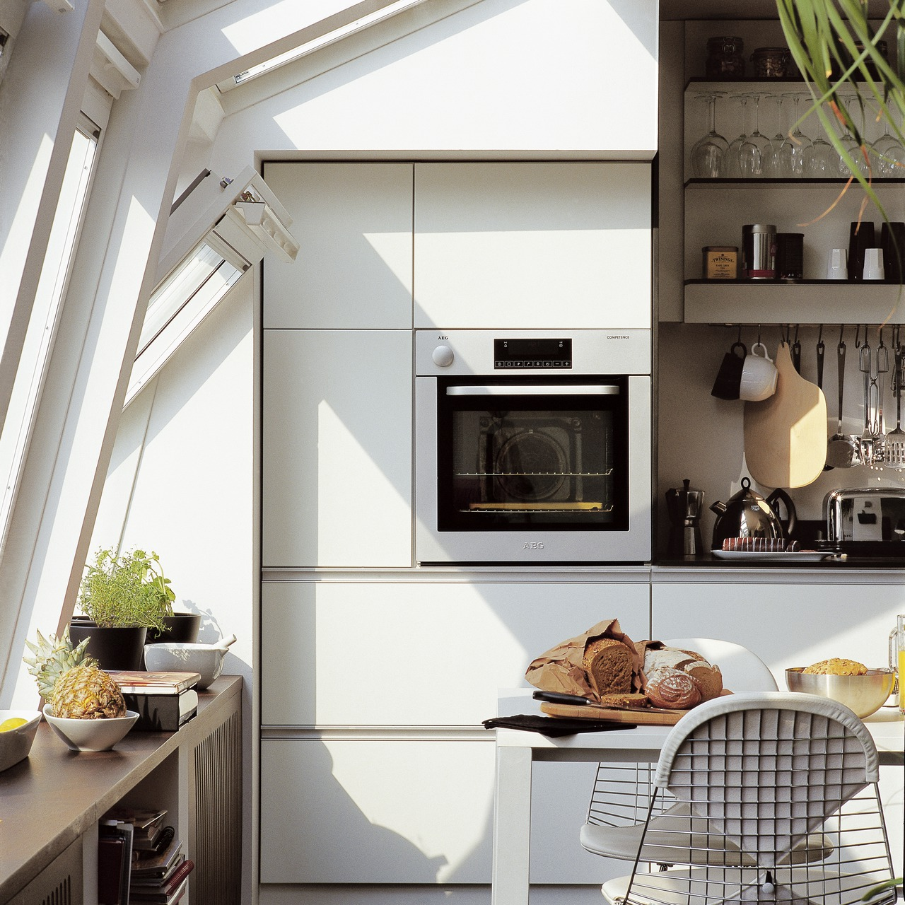 Progettare la cucina in mansarda - Progettare la cucina ...