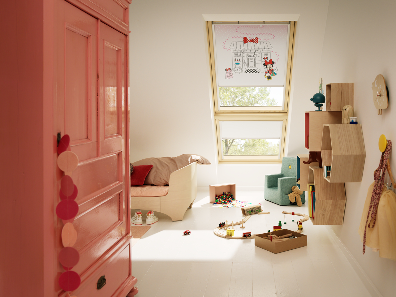 Decorare camera bambini adesivi murali bambini - Decorare camera bambini ...
