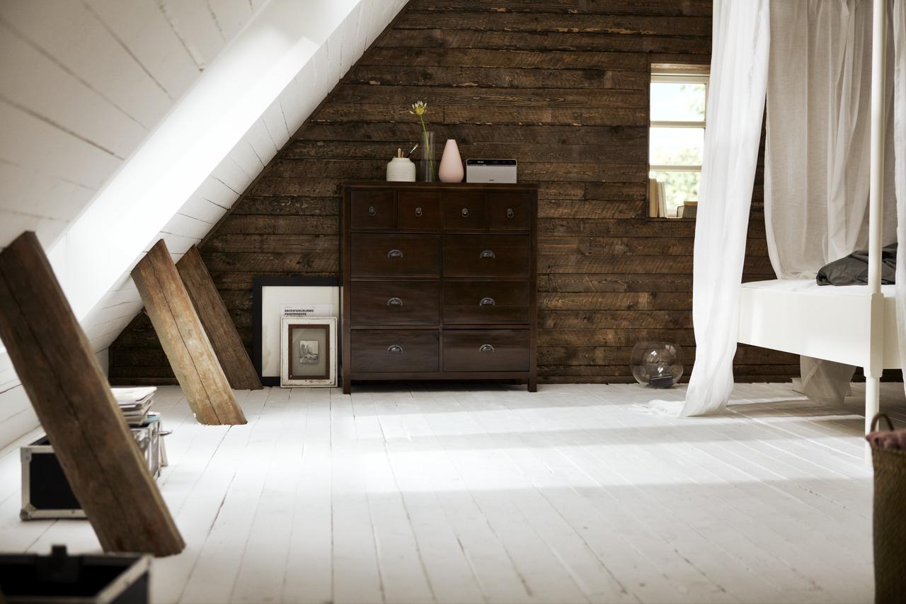 Ispirazione camera da letto - Camera da letto sottotetto ...