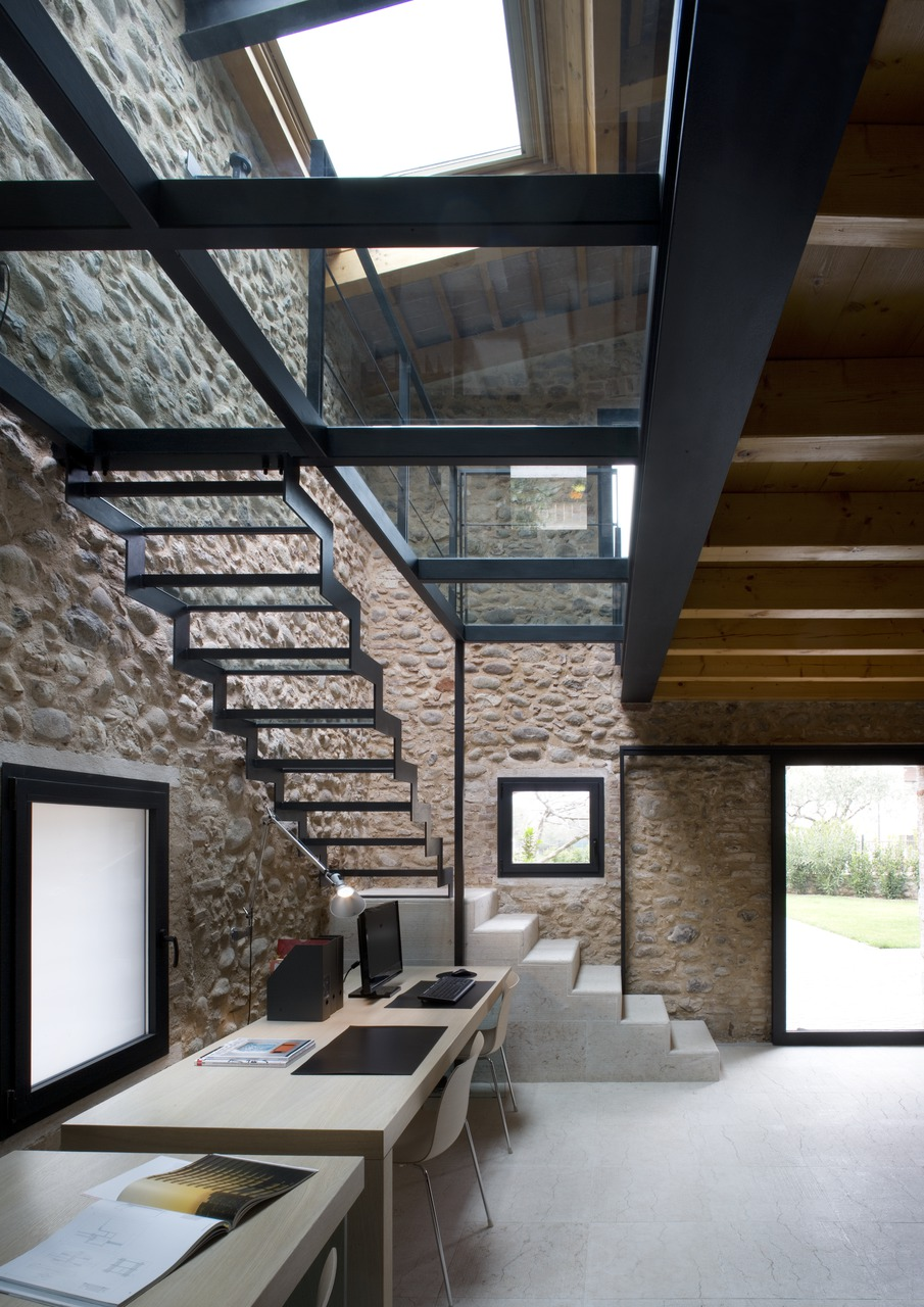 Come rendere pi luminosi gli ambienti for Piani mezzanine garage