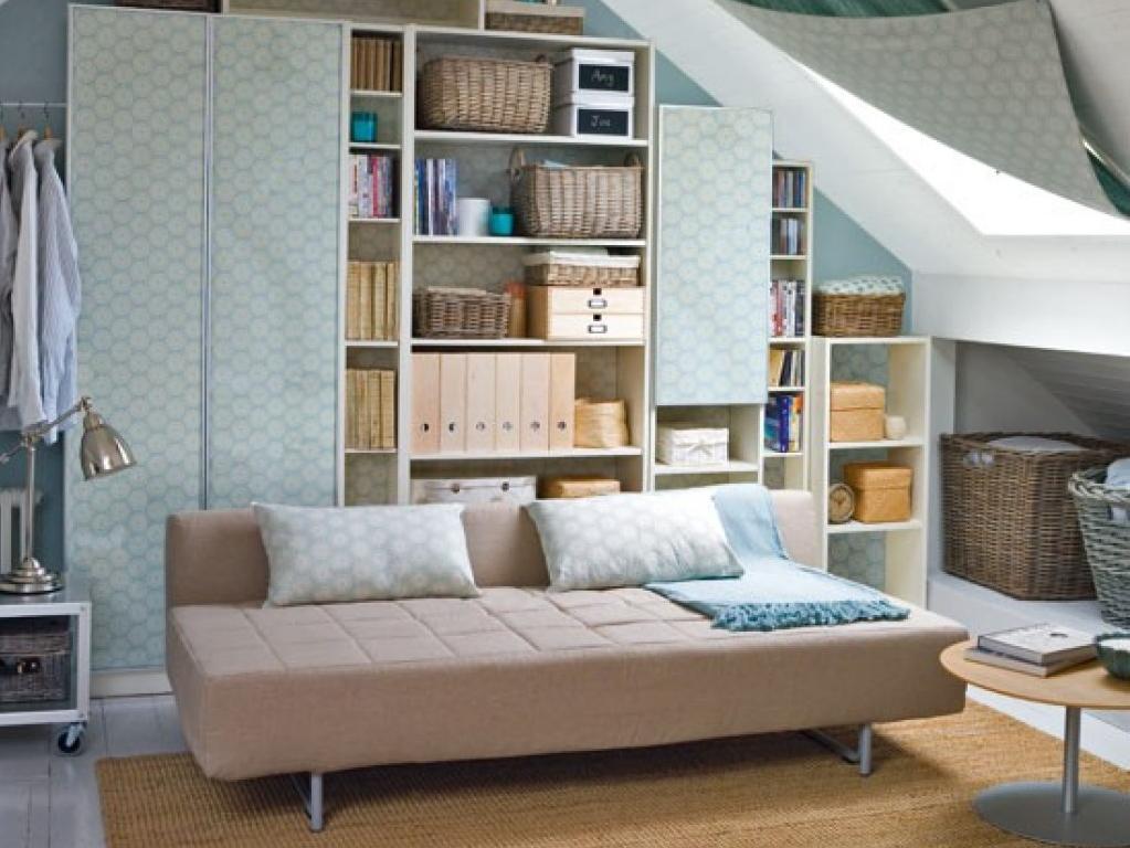 Libreria con tende for Libreria velux