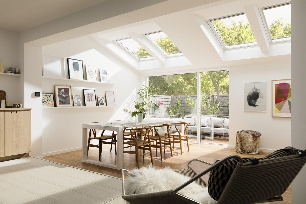 Tutte le idee per sfruttare un sottotetto - Quanto costa una finestra velux ...