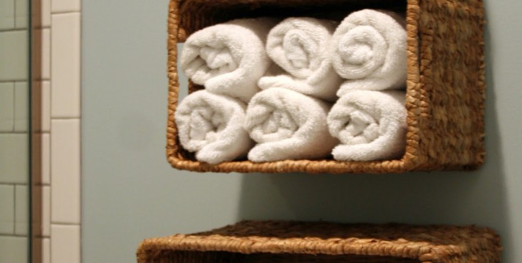 4 idee per ricavare spazio in bagno   mansarda.it