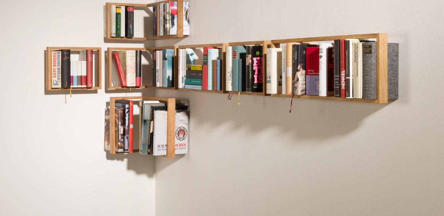 Libreria sospesa for Libreria velux