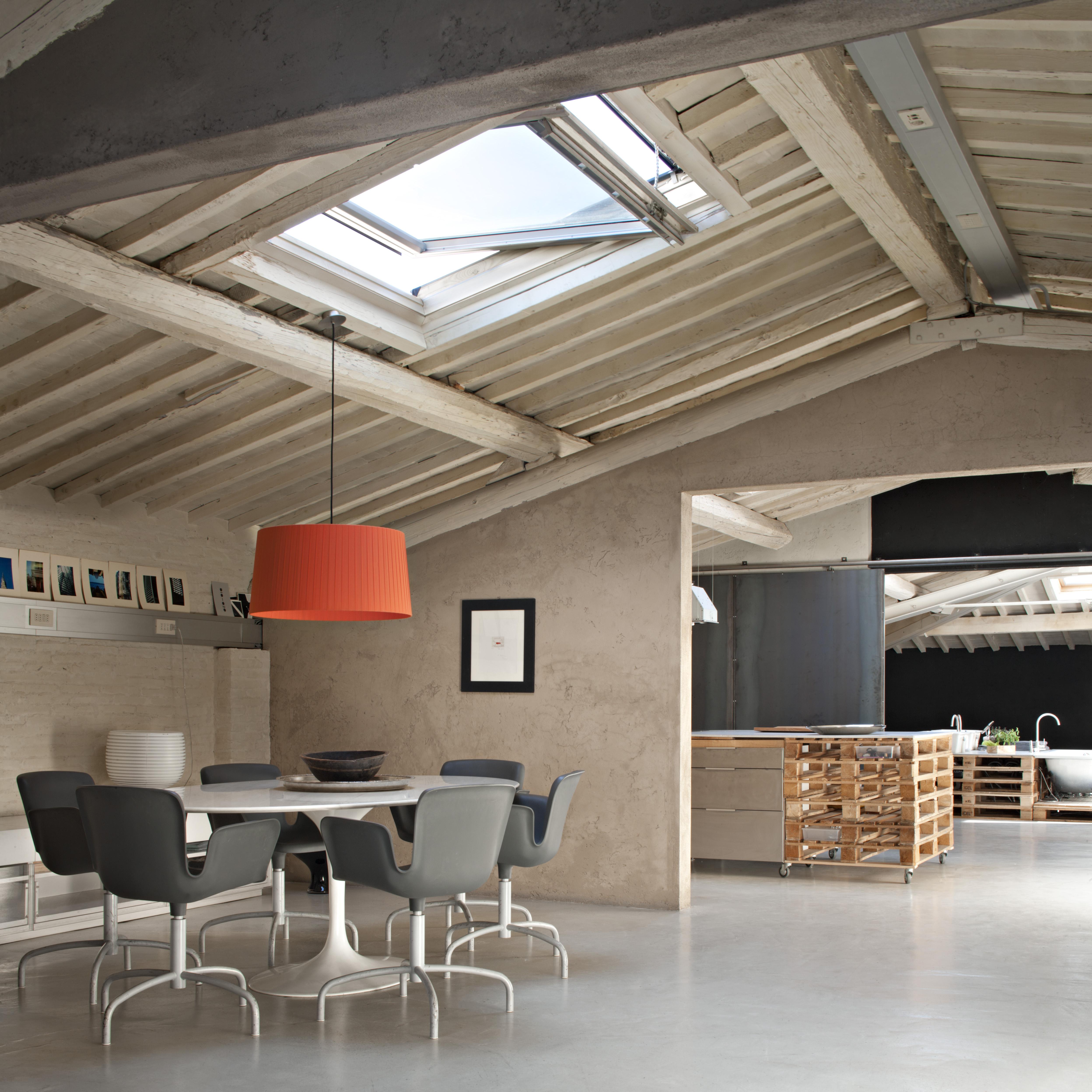 Uno spazio in evoluzione for Oggetti design per casa