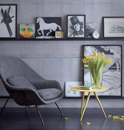 Decorare con i quadri for Arredare casa in modo originale