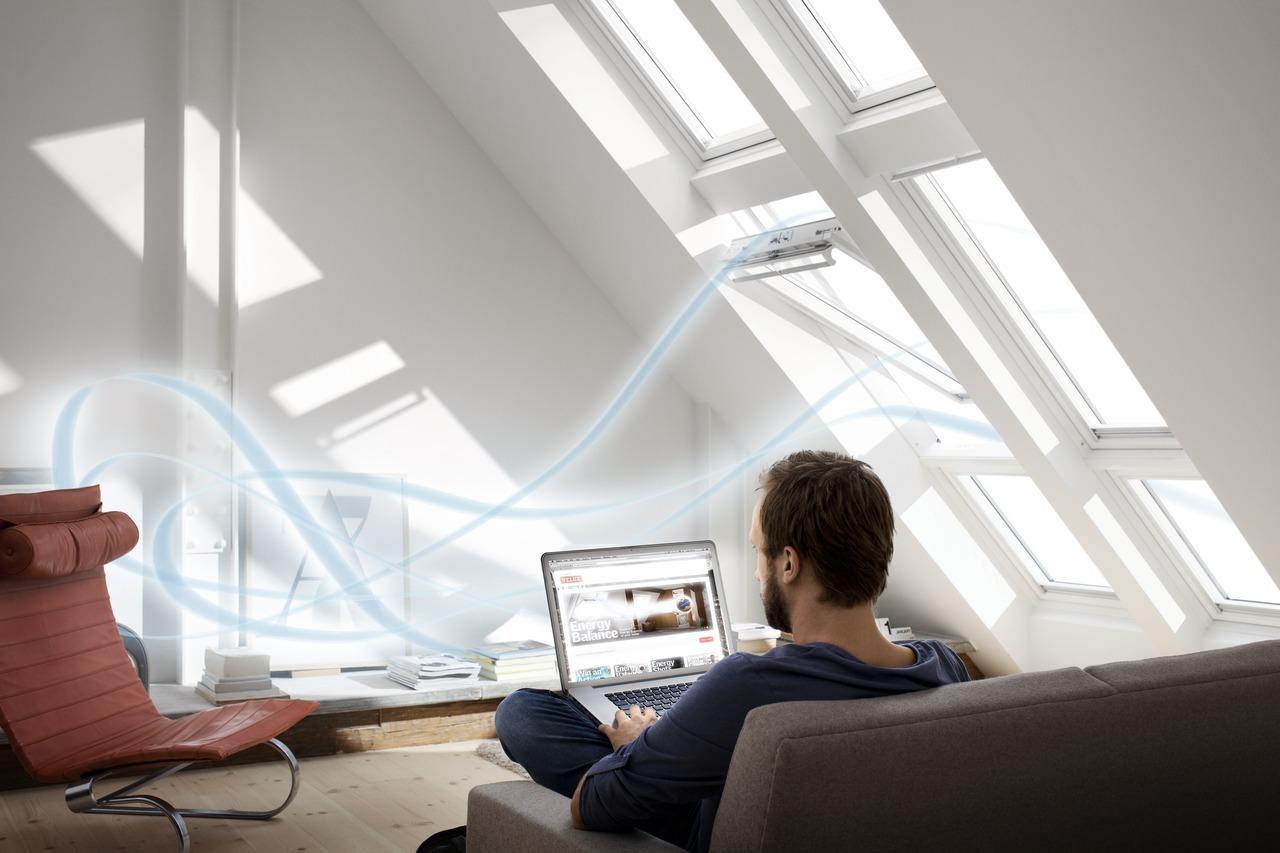 Ventilazione in mansarda - Quanto costa una finestra velux ...