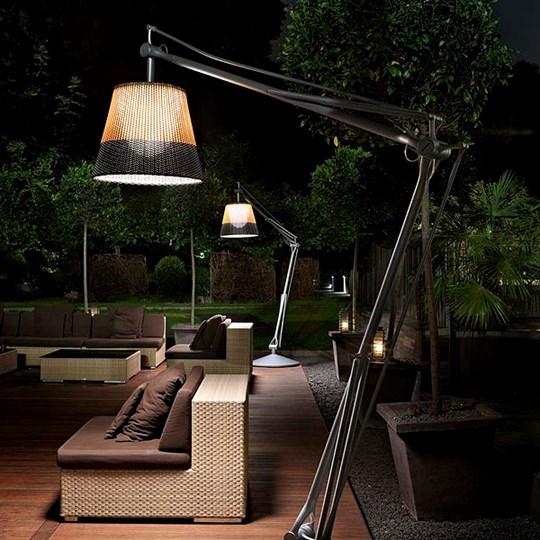 Illuminazione terrazzo - Mansarda.it