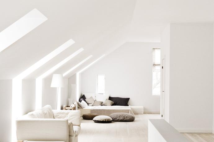 Illuminazione della casa con luce naturale mansarda.it