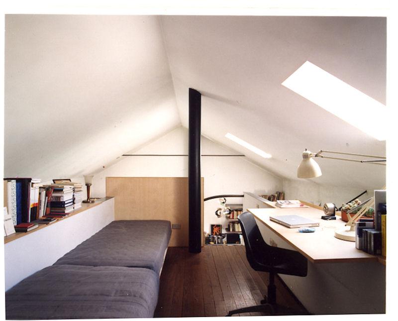 Mansarda loft: la riscoperta di un sottotetto a Milano - Mansarda.it